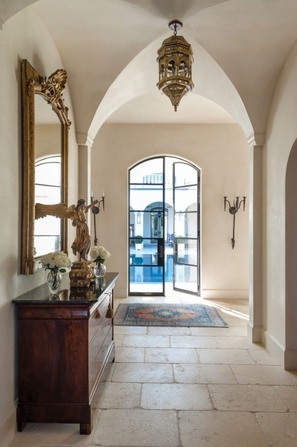 Amazing Houston Lifestyles Homes Magazine Modern Moroccan Riad In River Moroccan Style Homes Images