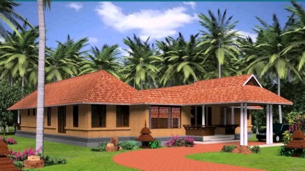 Awesome House Plans Kerala Model Nalukettu Youtube Small Nalukettu House Pictures