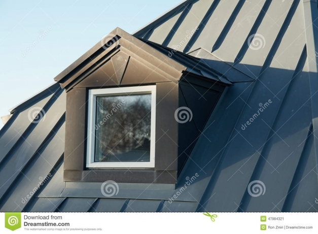 Awesome Modern Vertical Roof Windows Stock Image Image 47984321 Roof Window Design Images