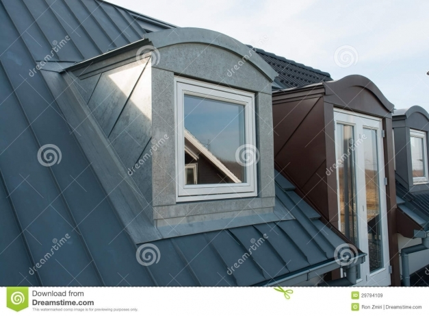 Delightful Modern Vertical Roof Windows Stock Image Image 29794109 Roof Window Design Photos