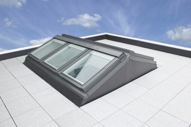 Fantastic Keylite Launches Solution For Creative Flat Roof Window Design Roof Window Design Pic