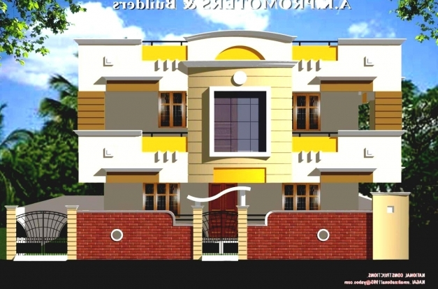Indian house photo gallery house floor plans for Best indian architectural affordable home designs
