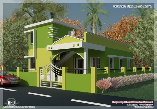 Small floor house plans in tamilnadu house floor plans for Bedroom designs tamilnadu
