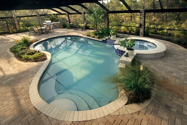 Outstanding Furniture Outdoor Swimming Pool Designs Swimming Pool Ideas Pool Swimming Pool Designs Pictures Picture