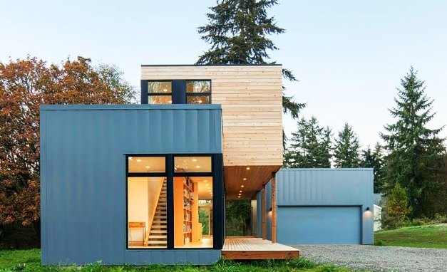 Remarkable Method Homes Unveils Their Affordable Modular Elemental Series Prefab Modern Homes Image