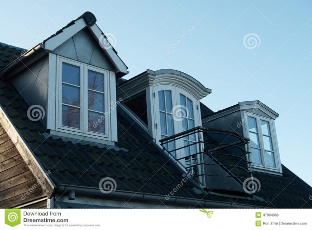 Stunning Modern Classical Vertical Roof Windows Stock Photo Image Of Home Roof Window Design Photo
