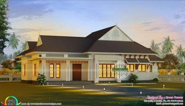 Stunning Superior Nalukettu House Architecture Kerala Home Design Small Nalukettu House Pics