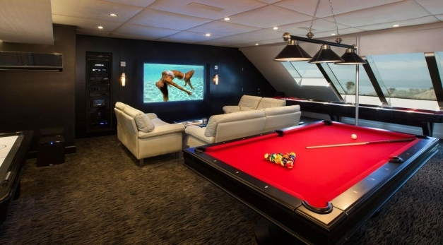 Wonderful The Man Cave 10 Ultimate Garage Man Cave Ideas Pdc Coatings Man Cave Designs Garage Image