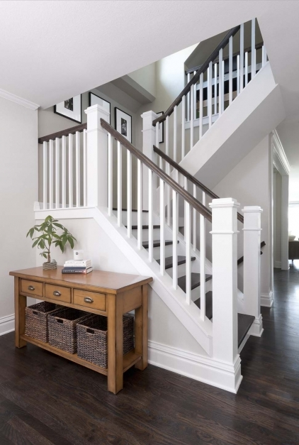 Awesome Congress Park Whole House Refresh Classic Homeworks For The Indoor Stair Railing Ideas Pics