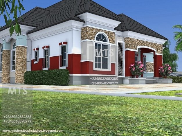 5 Bedroom Bungalow House Plans In Nigeria House Floor Plans