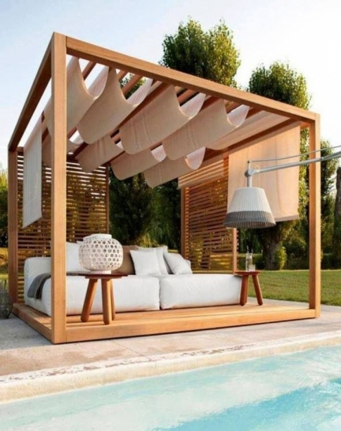 Fantastic 78 Ideas About Modern Pergola On Pinterest Pergolas Decking Modern Pergola Images Pictures