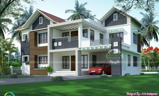 Fascinating January 2017 Kerala Home Design And Floor Plans Kerala Modern Home Design 2017 Pictures
