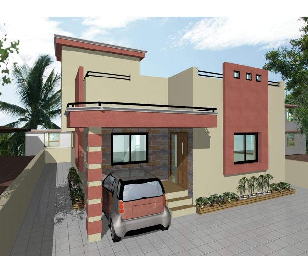 Inspiring 3d House Elevation Gharexpert House Ghar Beautiful Elevation Expert Pics