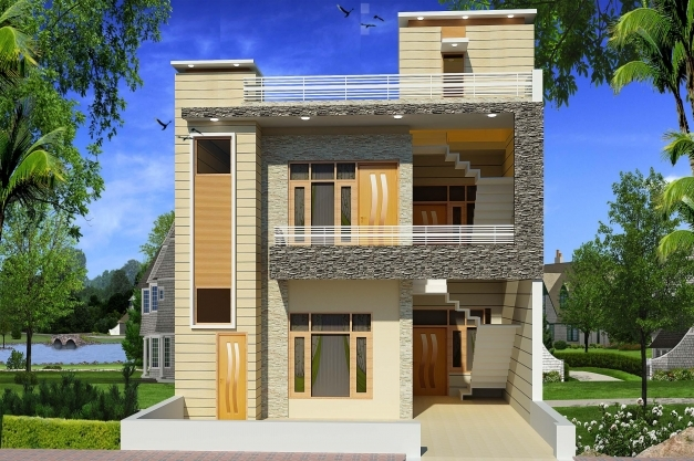 Outstanding Modern House Elevation Gharexpert House Ghar Beautiful Elevation Expert Pics