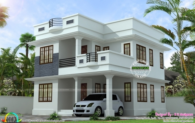 Remarkable Neat Simple Small House Plan Kerala Home Design Floor Plans Kerala House Design Photo Gallery Pics