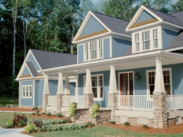 Delightful Curb Appeal Tips For Craftsman Style Homes Hgtv Craftsman Style Exteriors Image