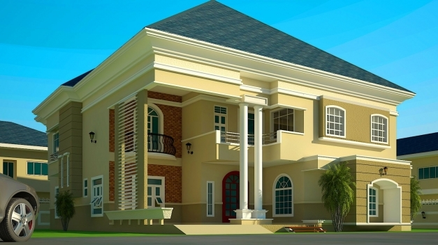 Incredible Splendid House Plans Ghana 3 Bedroom House Plan For A Half Plot Half Plot Building Plan In Ghana Pics
