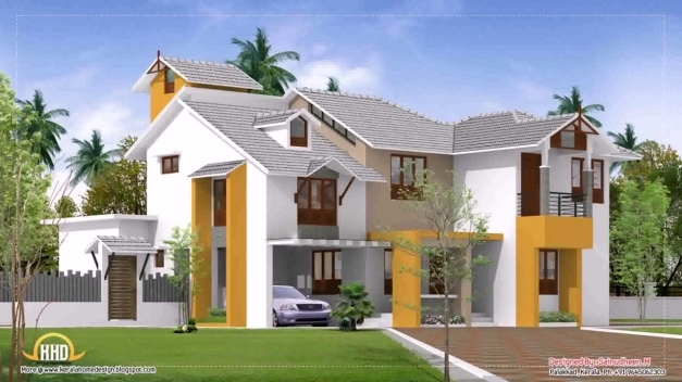 Inspiring Modern Houses In Kerala Photo Gallery Youtube Modern Houses In Kerala Photo Gallery Image