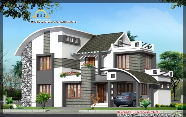 Stylish Cool Kerala Modern House Plans With Photos 29 With Additional Modern Houses In Kerala Photo Gallery Photo