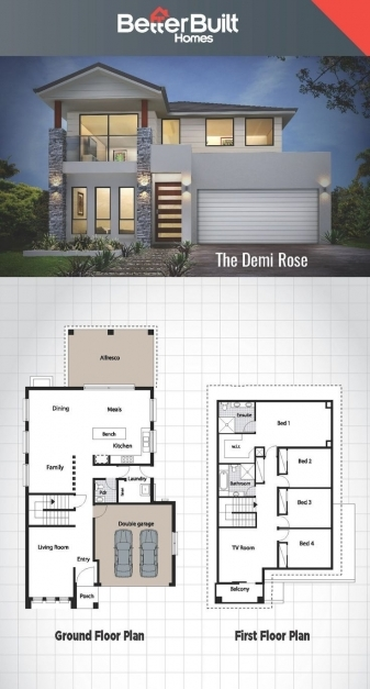 Wonderful 3 Bedroom Bungalow In Half Plot Of Land Layout House Plan Ideas Building Designs On Half Plot Of Land Images