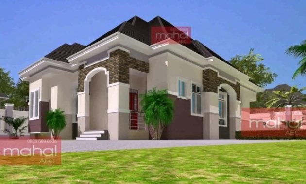 Wonderful 3 Bedroom Duplex House Plans In Nigeria Youtube Duplex House Plans In Nigeria Pictures
