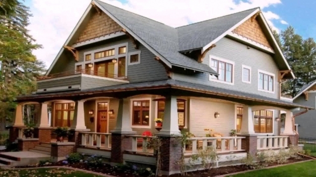 Wonderful Craftsman Style House Exterior Paint Colors Youtube Craftsman Style Exteriors Picture