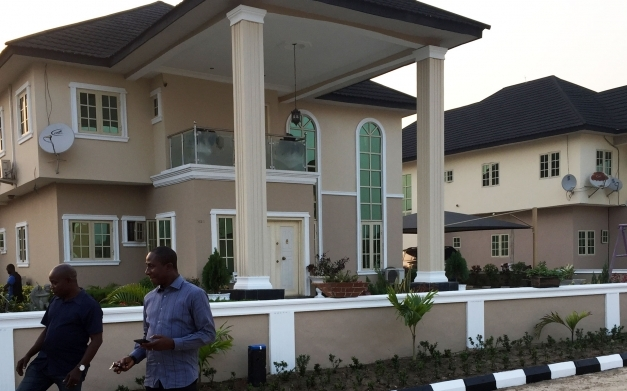 Amazing Top 5 Beautiful House Designs In Nigeria Jijing Blog Beautiful Nigerian Houses Pic