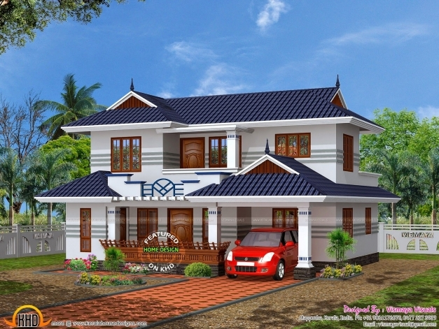 Best Top Photo Of Nalukettu House Plan Kerala Keralahousedesigns Model Nalukettu Veedu Double Storey Plans Image