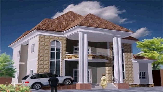 Delightful Nigerian Interior House Design Pictures Youtube Nigerian House Plans With Photos Pic