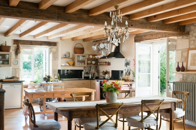 Fascinating Style Your Home With French Country Decor Country Style Interior Design Images