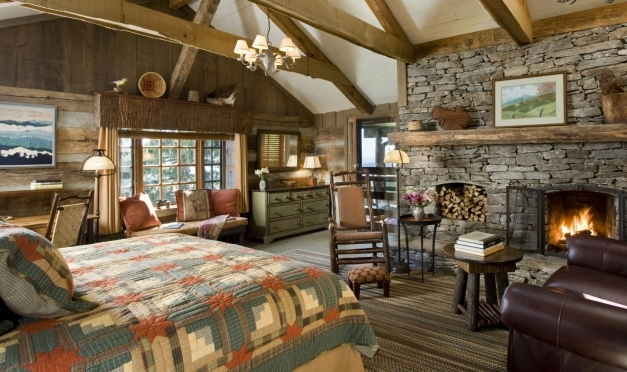 Gorgeous Country Style Interior Country Style Interior Design Photo