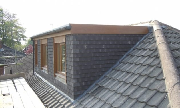 Stunning Dormer Section Detail Insulation Google Search Ptszet Flat Roof Dormer Photo