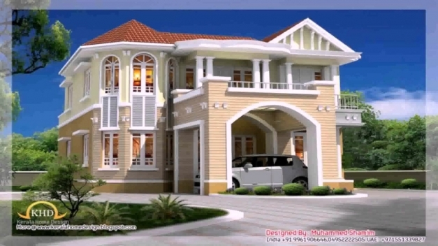 Wonderful Beautiful House Plans In Nigeria Youtube Beautiful Nigerian Houses Pictures