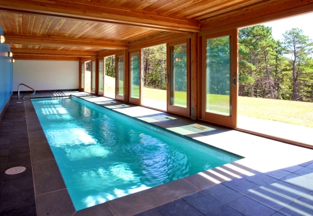 Awesome Best Residential Indoor Pools Ideal Home 14417 Indoor Pools Residential Image