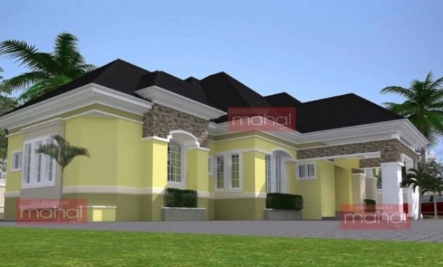 Awesome Modern Bungalow House Design In Nigeria Youtube Bungalow House Designs In Nigeria Photo