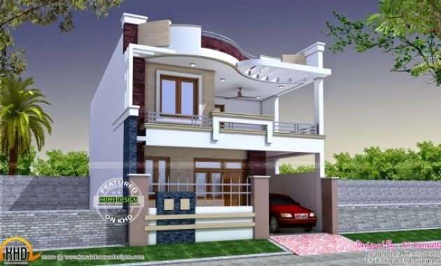 Fascinating Home Designs In India Prepossessing Cube Home Simple House Design Indian House Design 2017 Picture