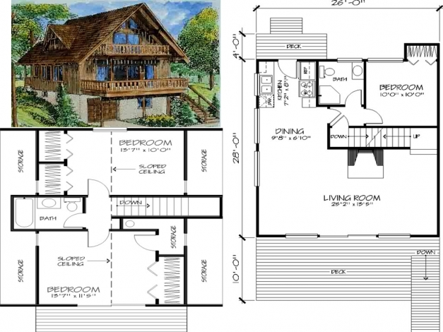 Gorgeous Floor Chalet Floor Plans Luxury Chalet House Plan Images