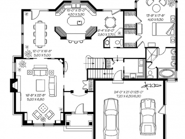 Gorgeous Floor Plan Luxury Plan House Plan Chalet South Projects Designs Luxury Chalet House Plan Pictures