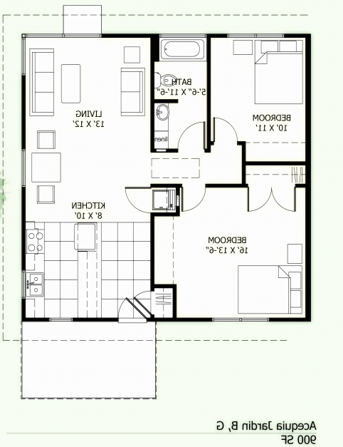 Inspiring 600 Sq Ft House Plans 2 Bedroom Beautiful Astounding 1000 1000 Sq Ft House Plans 2 Bedroom Indian Style Pic