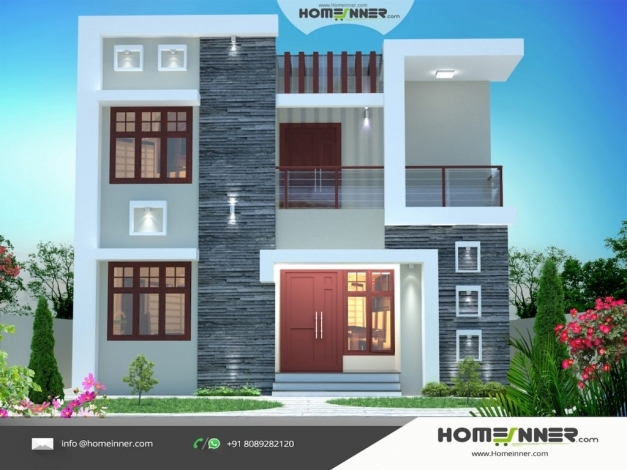 Best Maharashtra House Design 3d Exterior Design 3d Indian House Picture