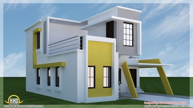 Fantastic 3d Indian House House Plan Ideas 3d Indian House Pic