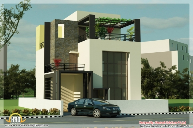 Fantastic May Kerala Home Design Floor Plans House Plans 68144 3d Indian House Photos