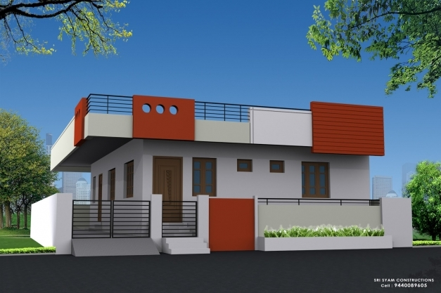Fantastic Single Floor House Elevation Designing Photos Home Designs Single Floor House Elevations Photos Photo