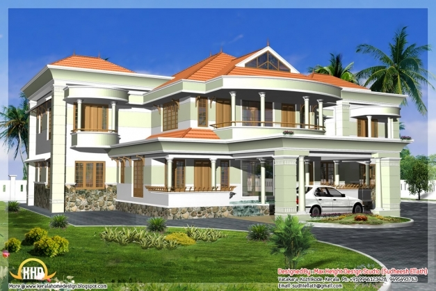 Fascinating Transcendthemodusoperandi Indian Style 3d House Elevations 3d Indian House Image