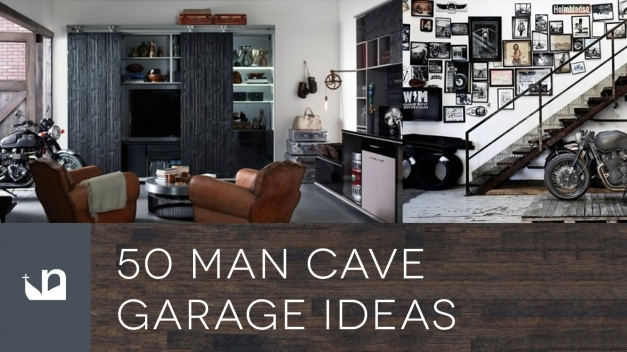 Gorgeous 50 Man Cave Garage Ideas Youtube Small Garage Man Cave Ideas Picture