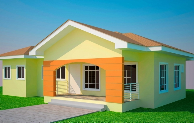 Outstanding House Plans Ghana Bedroom Plan Building Plans Online 77999 3 Bedroom House Photos