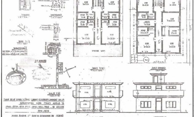 Outstanding Image Of Building Drawing Plan Elevation Floor Section Modernse Of Building Drawing Plan Elevation Section Photos