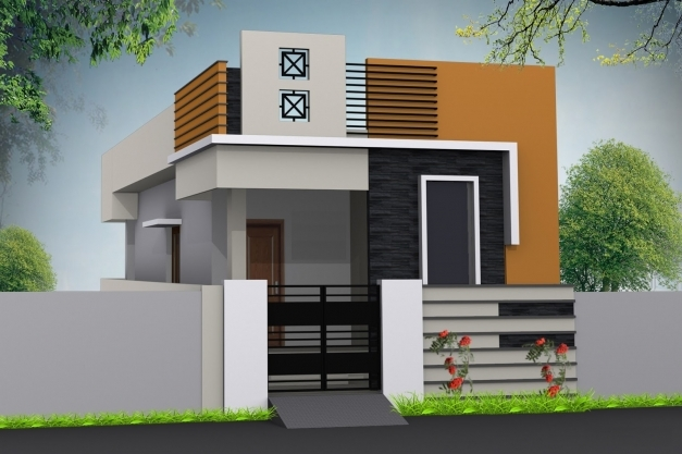 Outstanding Single Floor House Elevation Designing Photos Home Designs Single Floor House Elevations Photos Images