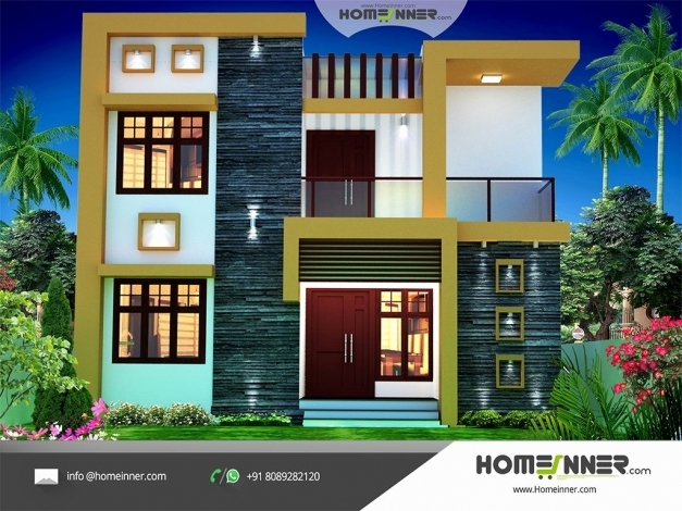 Remarkable Kerala 3d Home Floor Plans Beautiful 3d Plan Indian House New Kerala 3d Indian House Pic