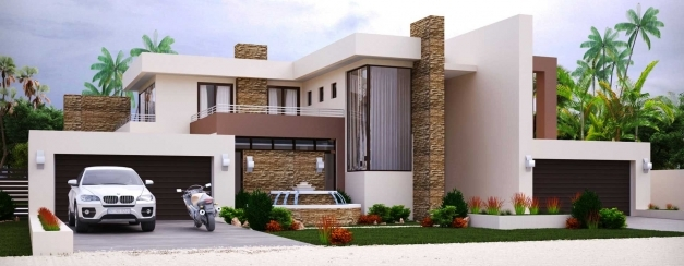 Remarkable Style House Plan Bedroom Double Storey Floor Plans Home Design Big House In South Africa Photo
